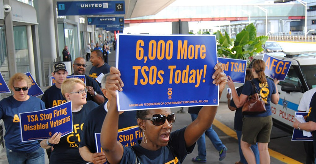 AFGE | Watchdog Report Reveals 6 Reasons Why TSA Officers