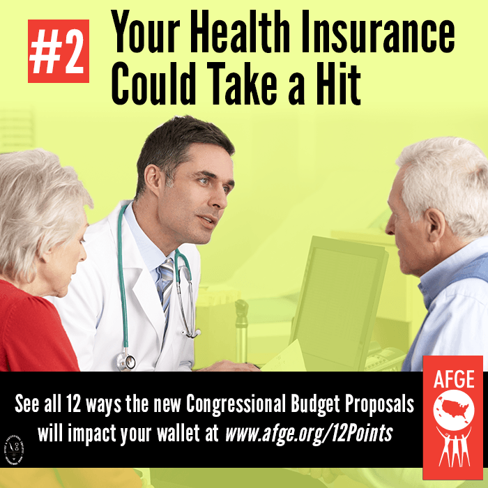 Your health insurance could take a hit.