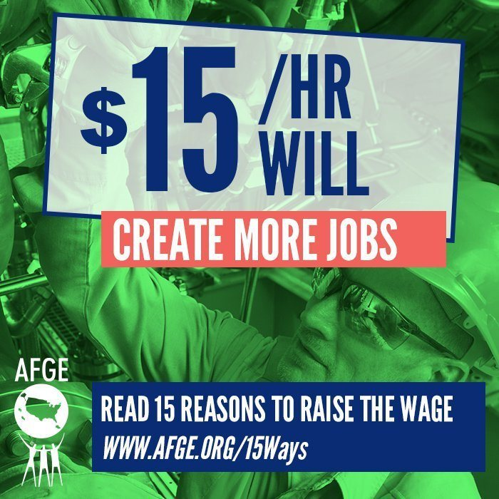 Fighting for $15 an hour will create more jobs.