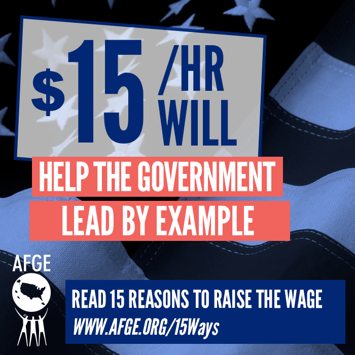 Fight for $15 an hour will help the government lead by example