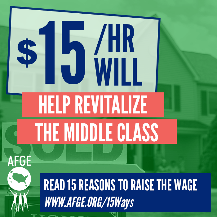 Fighting for $15 an hour will help revitalize the middle class.