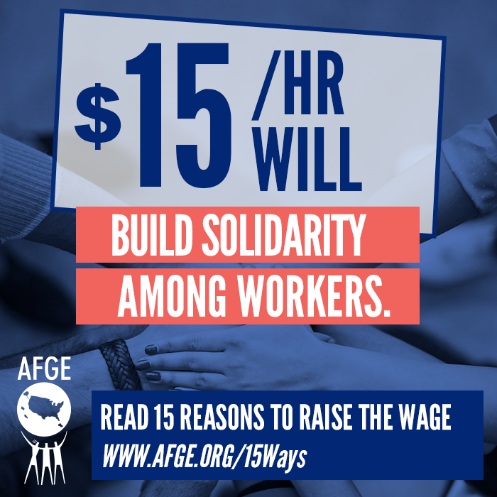 Fighting for $15 an hour will build solidarity among workers.