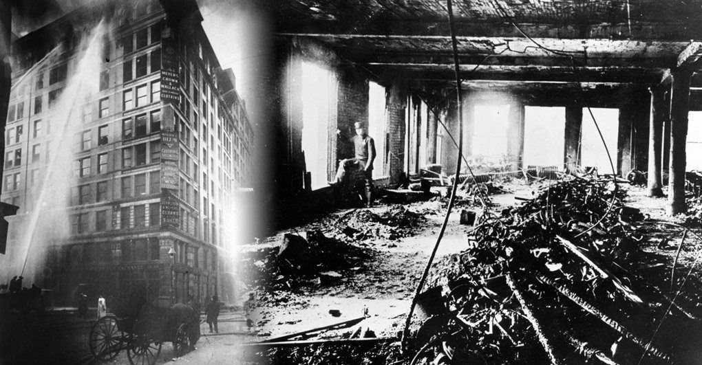 AFGE | Tragedy to Triumph: The Triangle Shirtwaist FireTriangle Shirtwaist Fire
