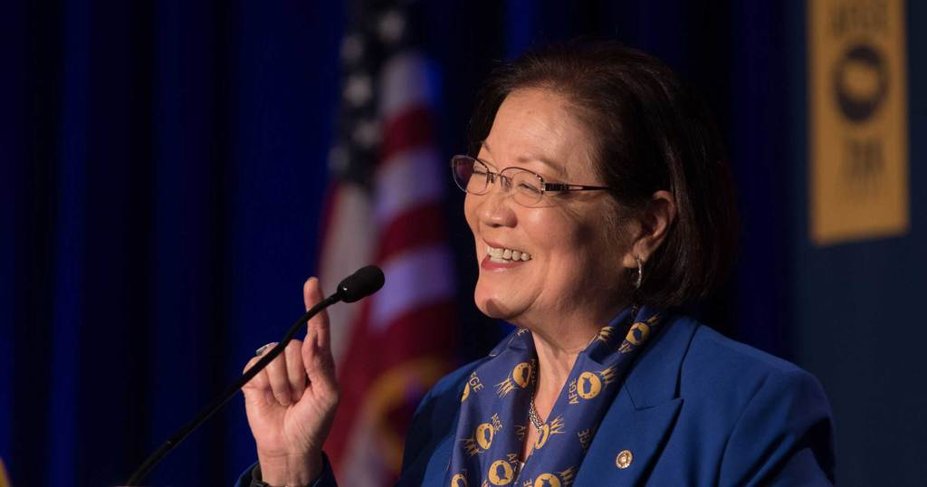 mazie single women Subscribe to the women rule podcast on apple podcasts and  a working single  of the women rule podcast, democratic senator mazie hirono of hawaii .