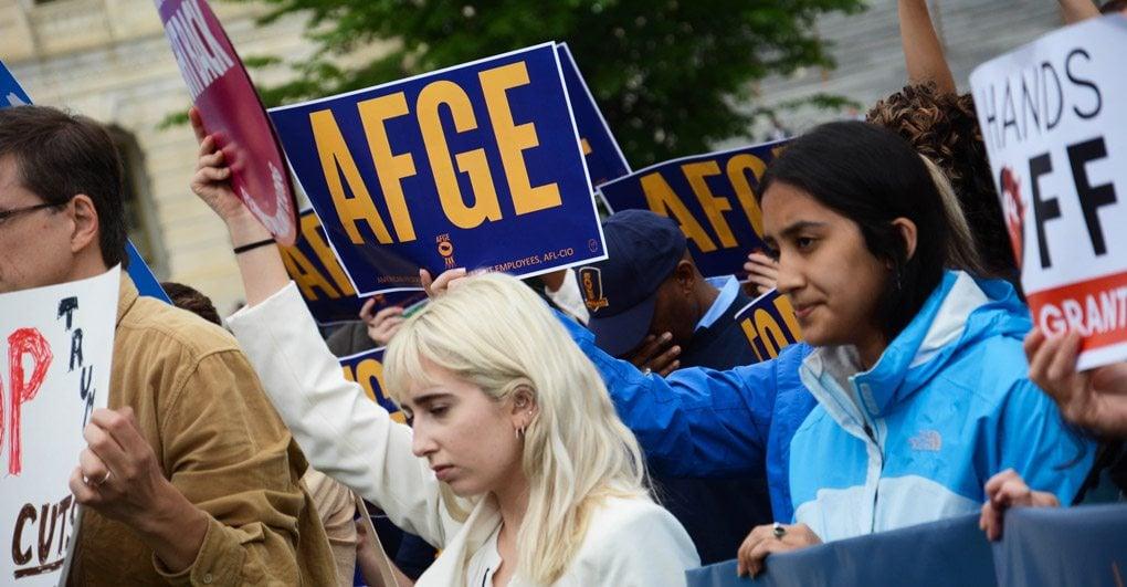 AFGE | Trump to Eliminate Public Service Student Loan