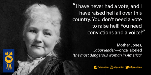 Mother Jones, labor leader