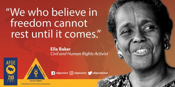 Ella Baker, Civil & Human Rights Activist