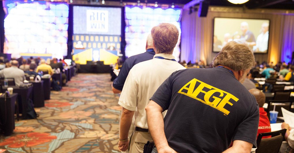 AFGE | Our Union Kicks off 41st Convention as Threats Mount