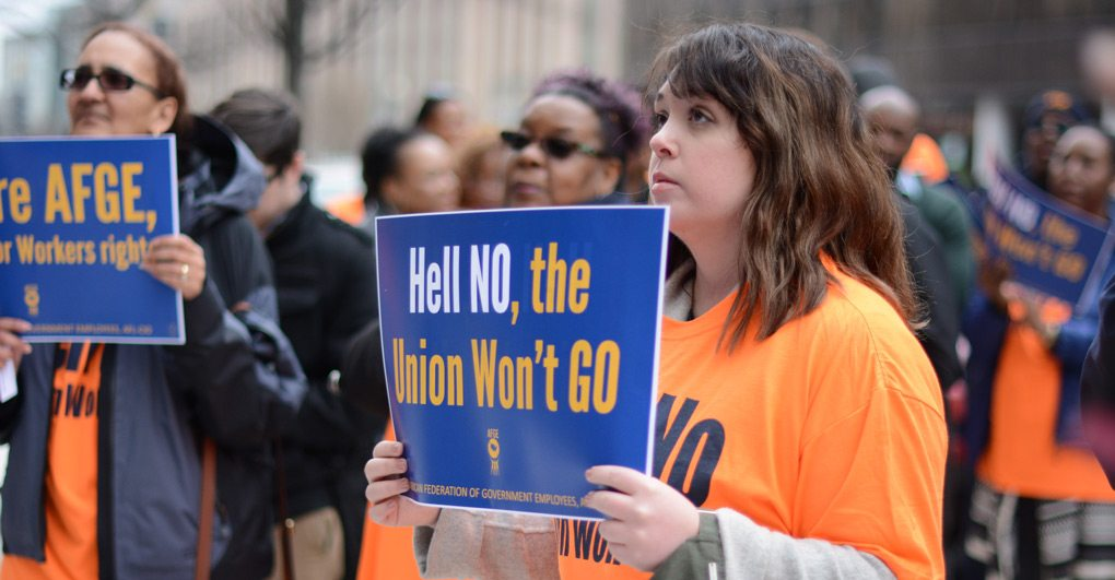 Secretary Of Education Calls For End To >> Afge Members Of Congress Pressure Department Of Education To End