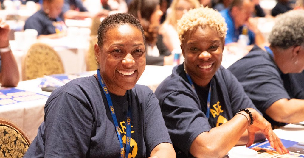 AFGE | Not an AFGE Member? You're Missing Out