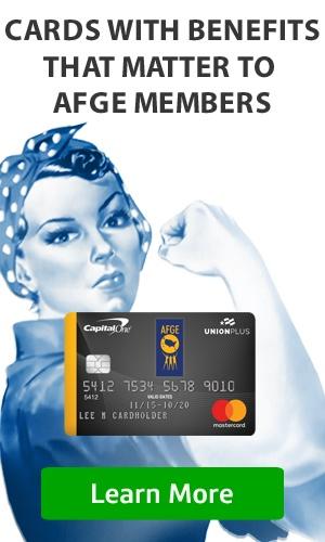 AFGE | Member Benefits