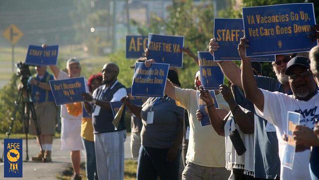 AFGE | AFL-CIO pledges to fight VA privatization, support