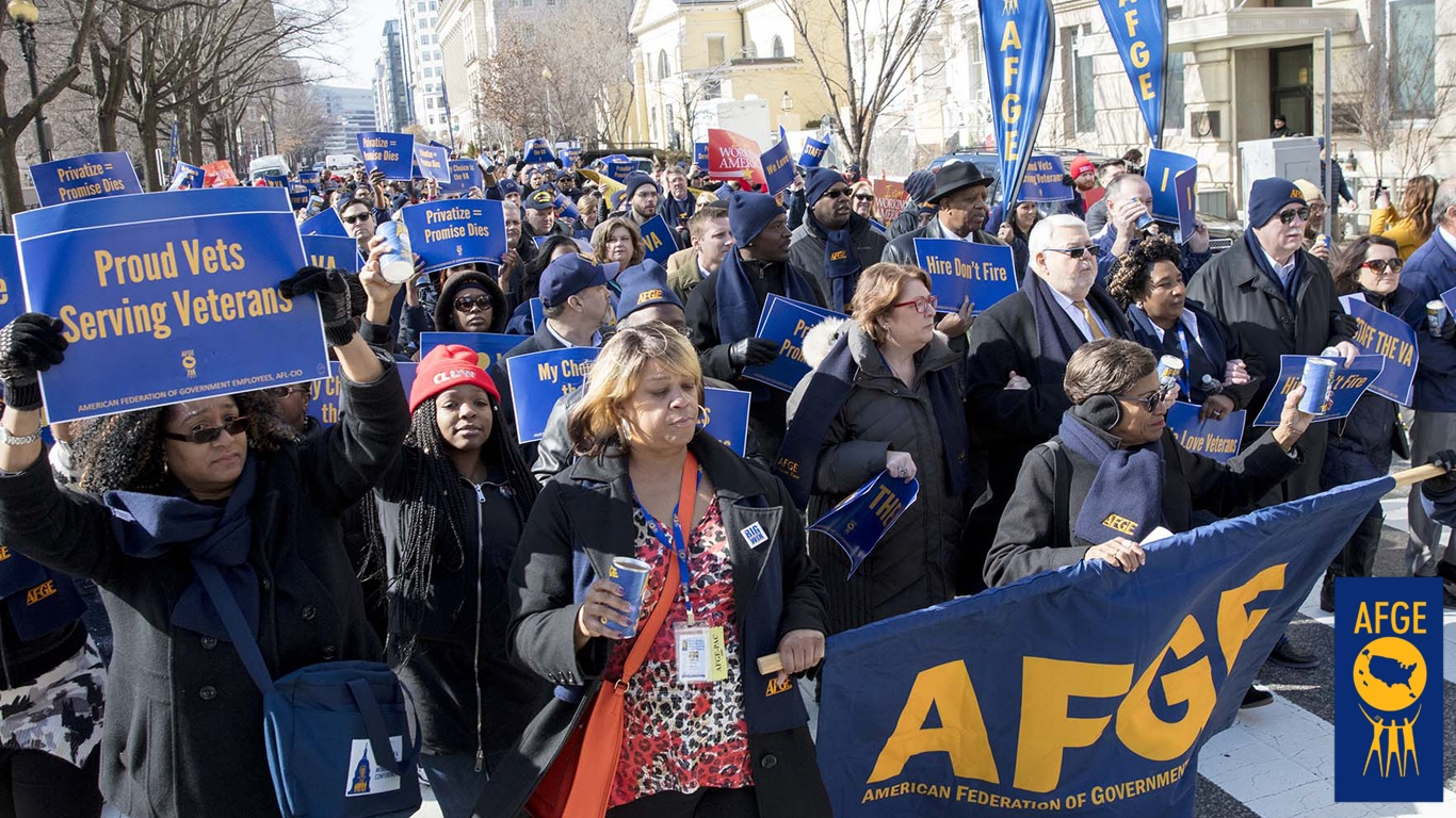 AFGE   VA Mission Act 'Imperils' the Future of Veterans