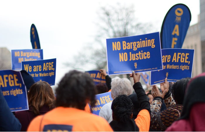 AFGE | FLRA Says Education Department Engaged in Union Busting
