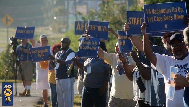 AFGE   Labor Coalition Calls on Senate to Reject VA MISSION Act