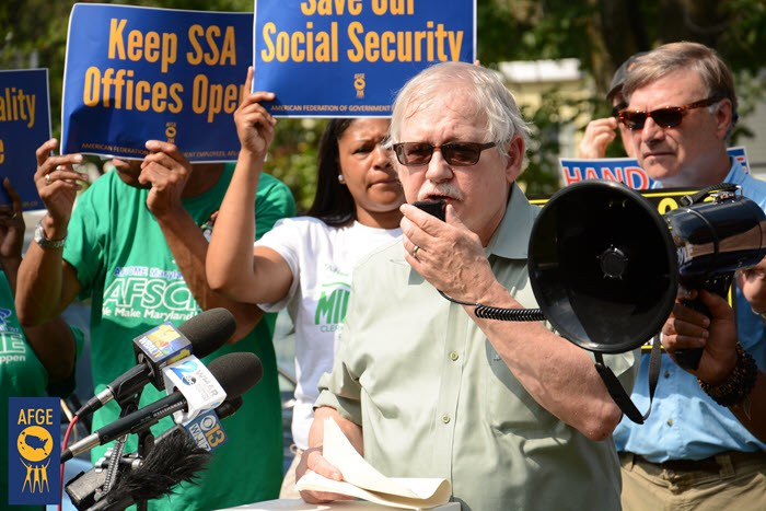 AFGE | AFGE: SSA Violating Worker Rights to Execute Trump