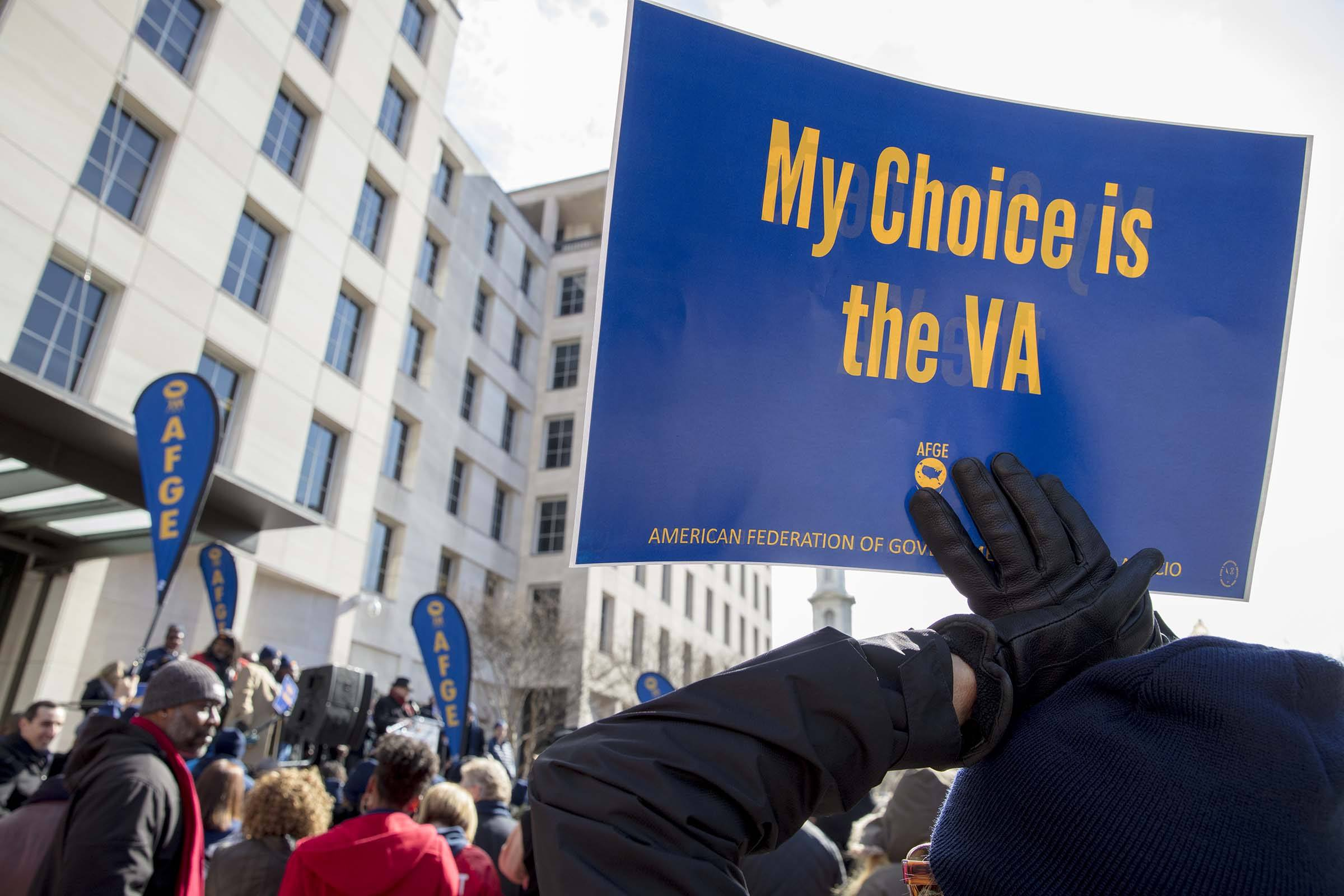 AFGE | 'The Administration is Setting Us Up to Fail,' says